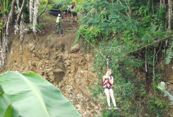 Zip Lines in the South